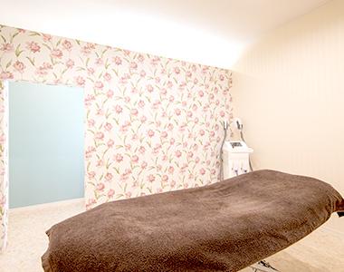 内観写真:個室プライベート空間